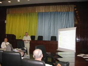 Засідання науково методичної підкомісії у м. Одеса кафедра АЕМС-ЕП