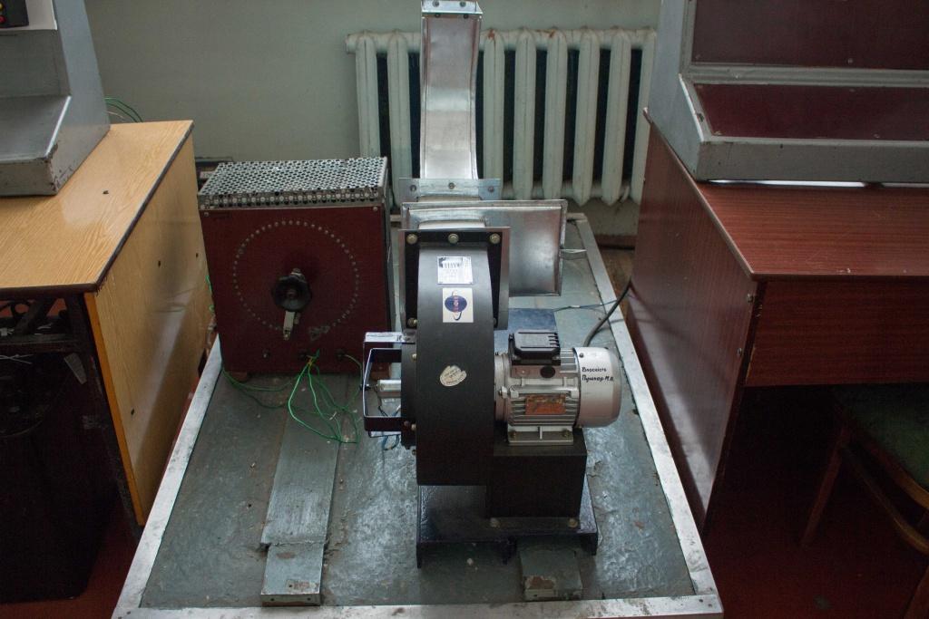 Лабораторія електромеханічних систем загальнопромислових механізмів та електропостачання