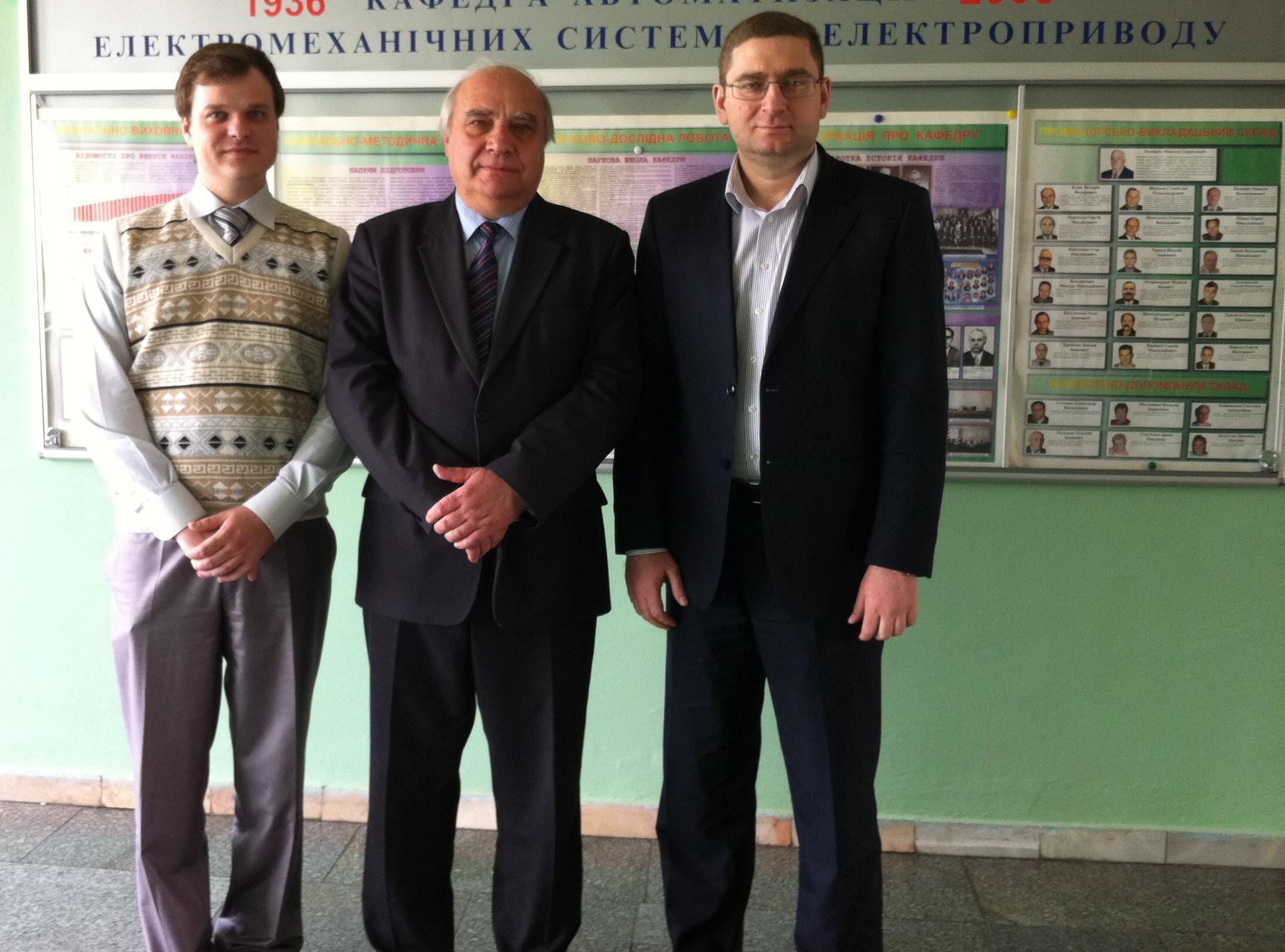 Партнерство з ДП «Моеллер Електрик» кафедри АЕМС-ЕП