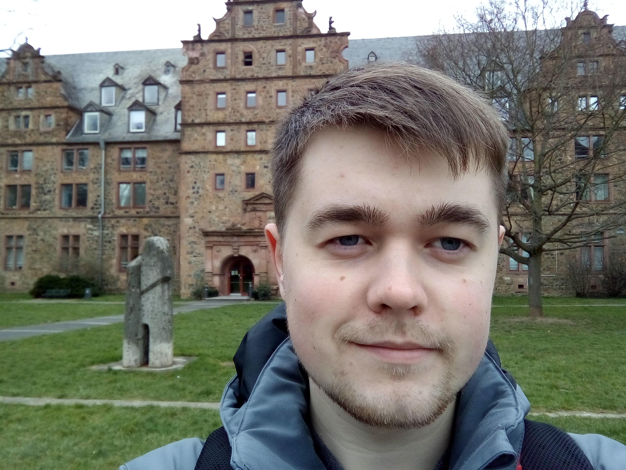 стажування в Німеччині Пушніцин Д. С. 2016