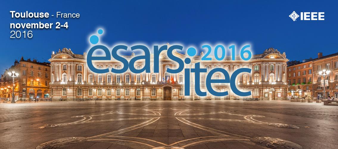 Конференція ESARS від IEEE в м. Тулуза, Франція та АЕМС-ЕП