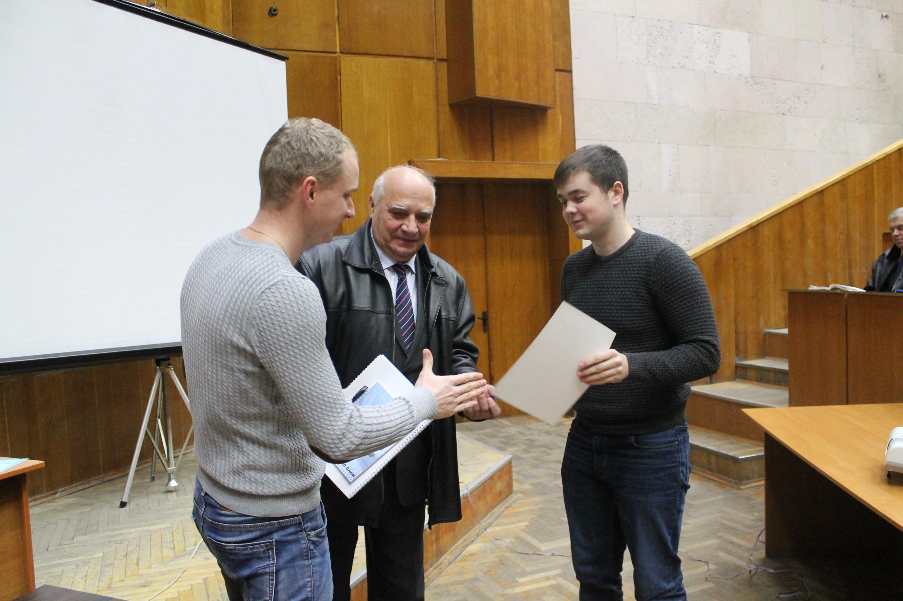 10та конференція СПЕА 2016 Приступа Пушніцин Пересада
