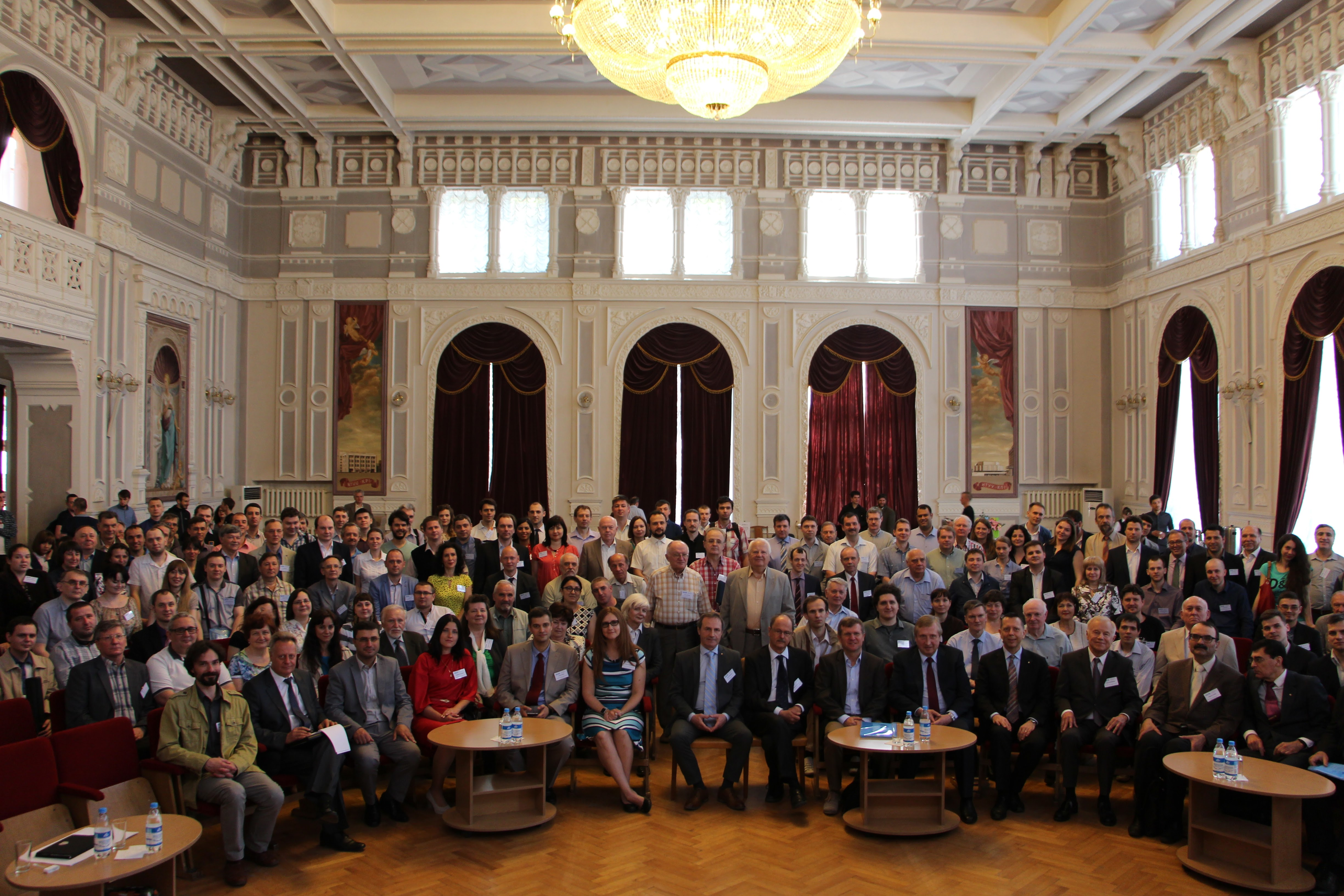 Ukrcon2017, IEEE, міжнародна конференція
