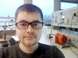 Dmitry Pushnitsyn's intership at THM, Friedberg campus, Germany