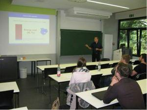 Розвиток партнерства з THM Німеччина кафедра АЕМС-ЕП
