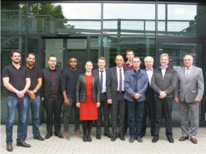 Development of partnership with Technische Hochschule Mittelhessen (Germany)