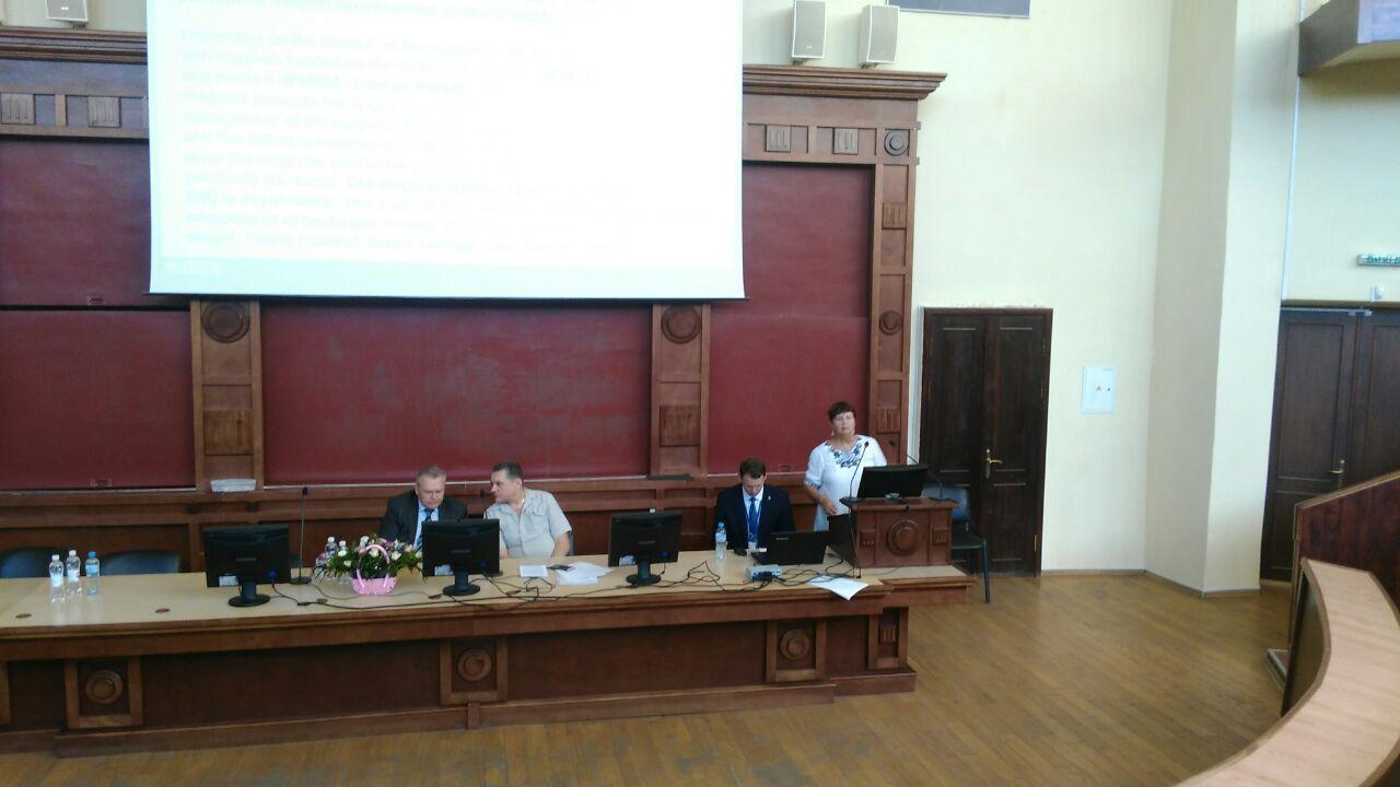 Конференція IEPS з викладачами АЕМС-ЕП КПІ ім. І. Сікорського Толочко О. І. Зайченко Ю. М.