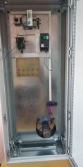Стенд для дослідження промислових систем Schneider, каф. АЕМС-ЕП КПІ