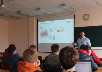 День компанії Siemens на кафедрі АЕМС-ЕП КПІ Сікорського