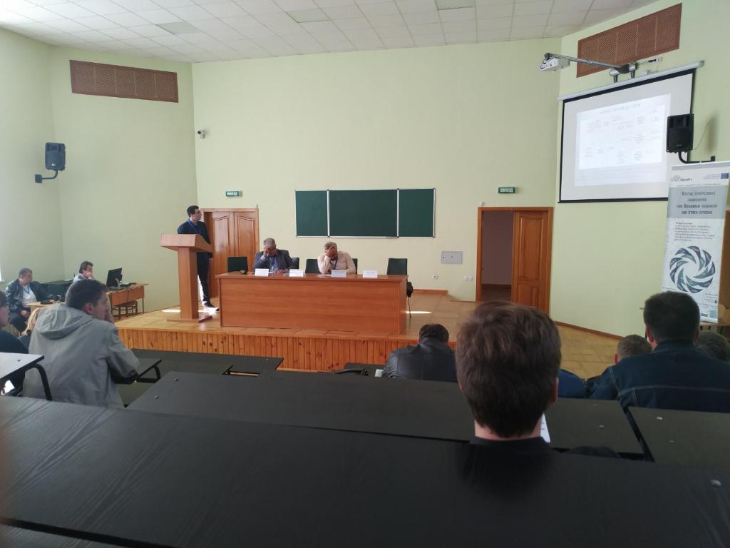 Конференція MEES'19 та кафедра АЕМС-ЕП КПІ